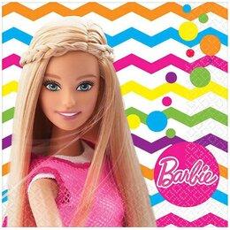 Салфетки с Барби