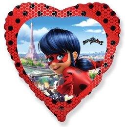 Шарик-сердце Леди Баг в Париже