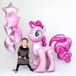 Набор шаров с большим пони Пинки Пай