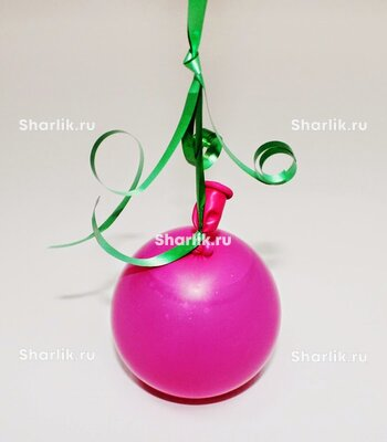 Грузик для шаров обычный