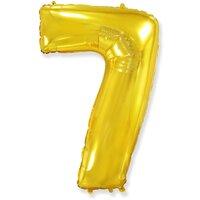 Шар-цифра 7, Золотой