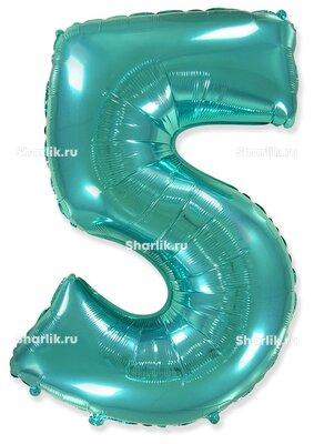 Шар-цифра 5, Тиффани